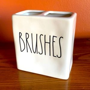 Rae Dunn BRUSHES Cup holder
